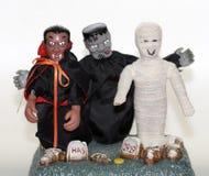 Trio orribile Fotografia Stock