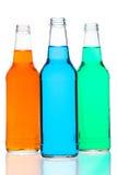Trio pallido della bottiglia Immagini Stock Libere da Diritti