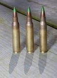 Trio penetrante dell'armatura Immagini Stock Libere da Diritti