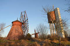 Trio Towers Stock Images