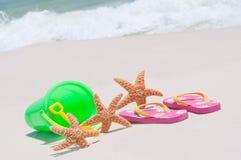 Trio von Starfish Stockfotos