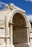 Triomphal Arch at Glanum Royalty Free Stock Image
