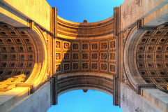 Triomphe ceiling Royalty Free Stock Image