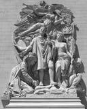 Triomphe de Napolean Image stock