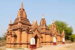 Triopagoden in Myanmar Royalty-vrije Stock Foto's