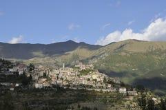 Triora village, liguria Royalty Free Stock Photo