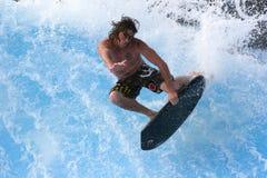 Triotto del Paul a San Diego Wavehouse Fotografia Stock