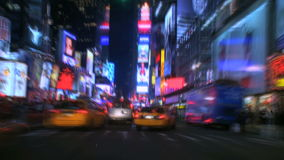 Trip around manhattan stock video footage