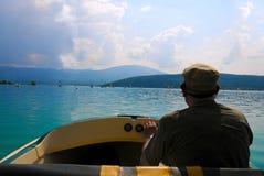 Trip at boat at Lac du Ste. Croix