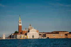 Trip on Grand Canal in Venice Stock Image