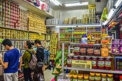Trip_Public för Baguio Filippinernaväg marknad Royaltyfria Bilder