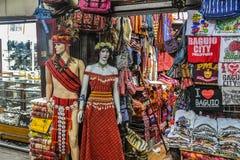 Trip_Public för Baguio Filippinernaväg marknad Arkivbild