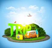 Trip Stock Image