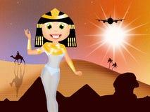 Trip to Egypt Royalty Free Stock Photos