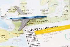 Trip to Europe Stock Photo