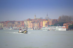 Trip to Venice Stock Images