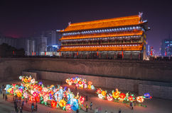 Trip to Xi'an Stock Image