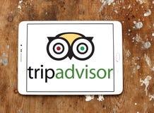 TripAdvisor company logo Stock Photos