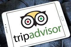 TripAdvisor company logo Stock Image
