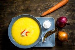 Tripe σούπα Στοκ φωτογραφία με δικαίωμα ελεύθερης χρήσης