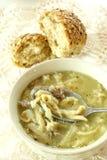 tripe супа Стоковое фото RF
