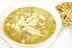 Tripe soup Stock Photo