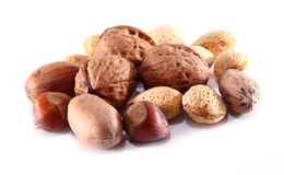 Triphala, a combination of ayurvedic fruits, of Indian subcontin Royalty Free Stock Images