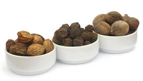 Triphala Royalty Free Stock Photos