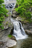 Triphammer Falls, Ithaca, New York Stock Images