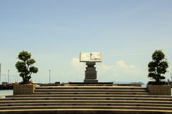Tripiá¹aka Monument Thailand Royalty Free Stock Photo
