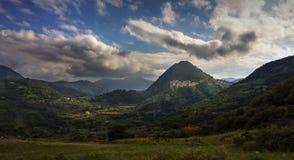 Tripi Sicilia Fotografía de archivo libre de regalías