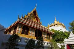 Tripitaka hall of Wat Sraket, Bangkok, Thailand Stock Photography