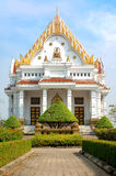 Tripitaka library, Nakhonpathom, thailand Stock Photography