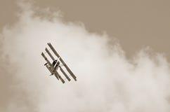 Triplane Fokker DR 1 Stock Photos