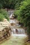 triple de cascade photos stock