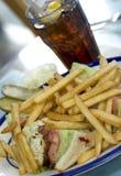 Triple decker sandwich Stock Photo