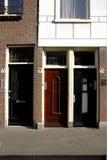 Triple door Stock Images