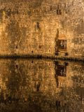 Gudurić Gate - Inside walls Royalty Free Stock Photos