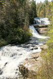 Triple Falls stock photography