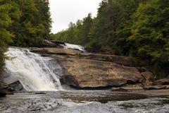 Triple Falls Stock Image