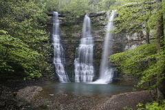 Triple Falls Royalty Free Stock Images