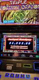 Triple Fortune Dragon Slots Royalty Free Stock Photos