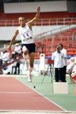 Triple Jump stock photo