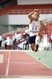 Triple Jump Stock Photos