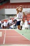 Triple Jump Stock Photos