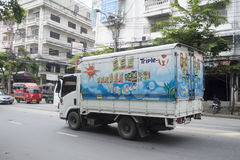 Triple M truck in thailand. Stock Photography