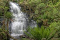 Triplet Falls. Triplet Falls, Great Ocean Road, Victoria, Australia Royalty Free Stock Photo