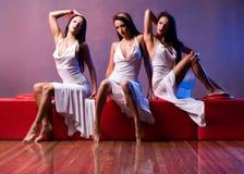 Tripletti Fotografia Stock