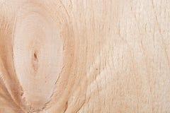 Triplex met knoopachtergrond Close-up van textuur van houten achtergrond voor ontwerp stock afbeelding