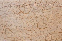 Triplexoppervlakte met het teken Stock Afbeelding